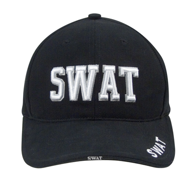 Swat Low Profile Insignia Cap