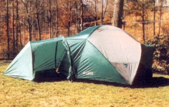 Hi Tek 4 Season Geo Dome 10'4 X 7'9 With Zip Vestibule