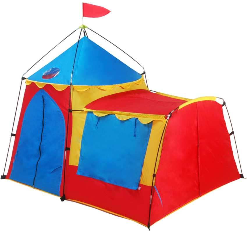 Knights Palace Play Tent