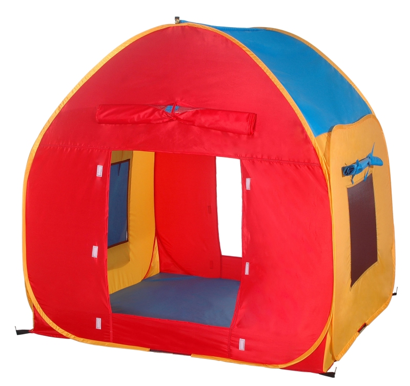 My First Playhouse Tent Instant Set Up
