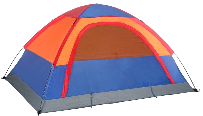 Large Explorer Dome Play Tent Sets up in Seconds