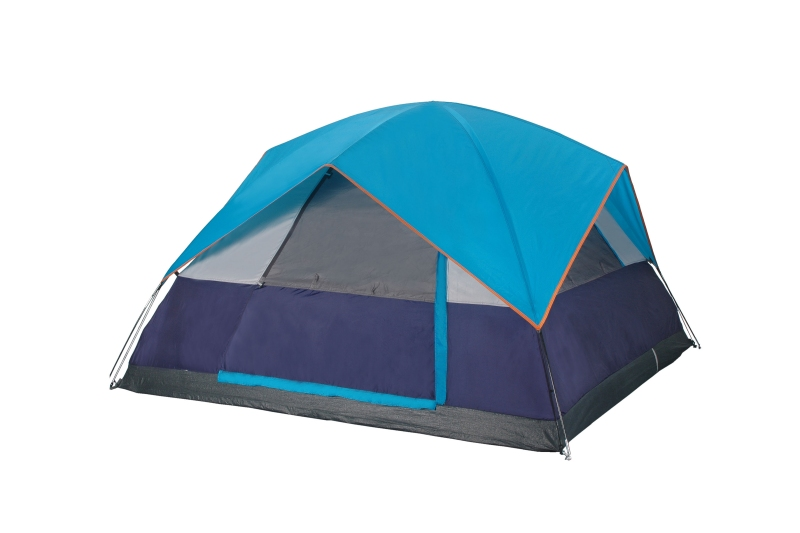 Garfield Mt 3-4 Person Tent Has 4 Big Windows