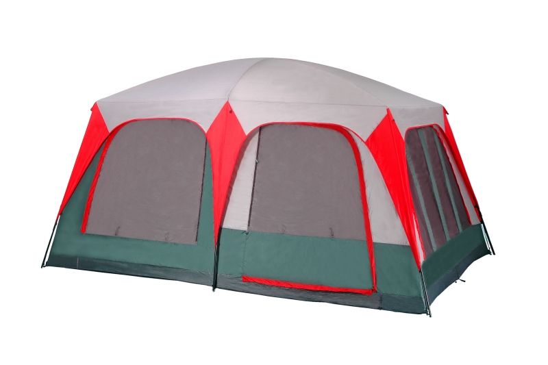 Mt Greylock 10 Person Family Tent 2 Rooms