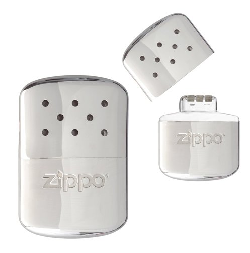 Zippo Handy Warmer Stay Warm Up To 12 Hrs With One Filling