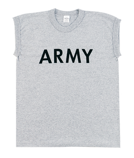 Army Muscle Shirt 2X